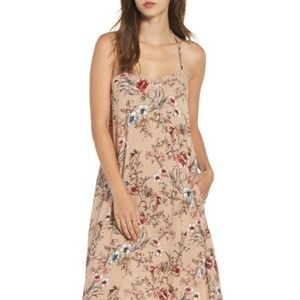 New B.O.G Collective Crochet Trip Floral Slipdress